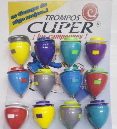 Trompo cuper