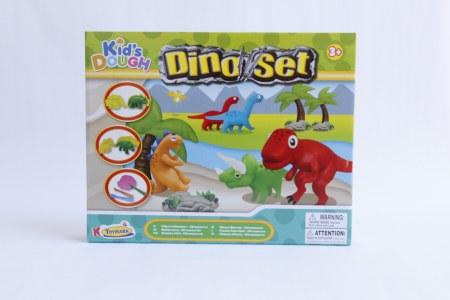 Fomi moldeable para hacer dinosaurios